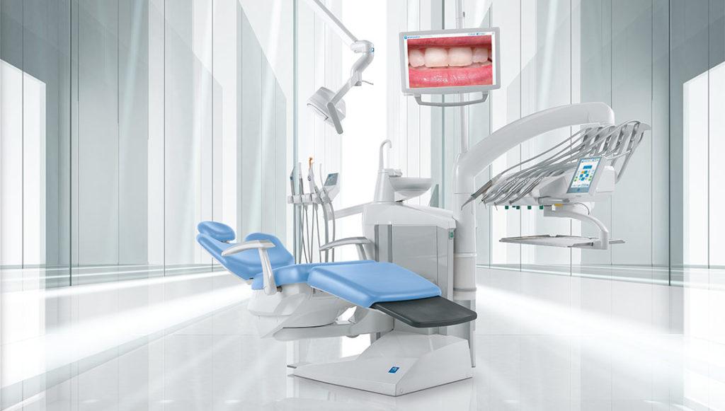Επαναλειτουργία οδοντιατρείου